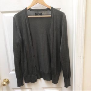 All saints cardigan sweater